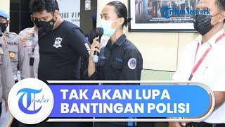 Mahasiswa Maafkan Polisi yang Membantingnya hingga Kejang, Berharap Kejadian Serupa Tak Terulang