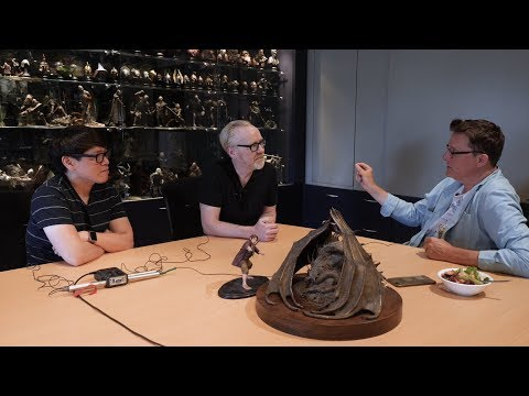 Week at Weta Workshop! –  Still Untitled: The Adam Savage Project – 1/23/18