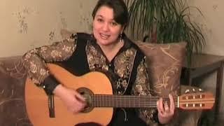 """Смотреть онлайн Как играть на гитаре песню """"Потерянный рай"""" группы Ария"""