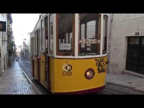 Wandering thru Lisbon