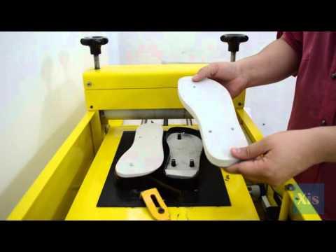 Máquina de fabricar cortar chinelo - XIS