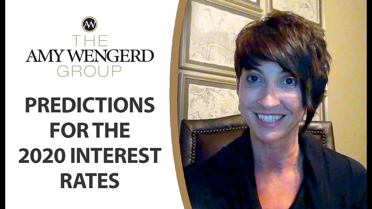2020 Interest Rates