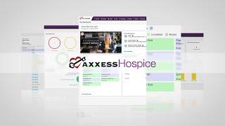 Axxess Hospice video