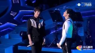 [Vietsub] YongHwa Ft JJ Lin   Practice Love + Checkmate @JJ Lin GWT In Beijing {BOICE Team}