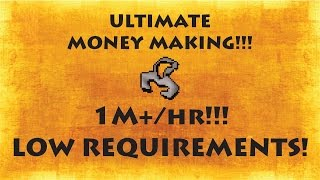Runescape 2007 - Money Making Guide - Unholy Symbols 1m+/hr