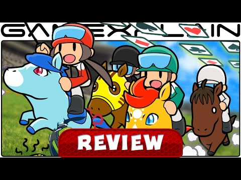 Pocket Card Jockey - REVIEW (3DS) - YouTube video thumbnail