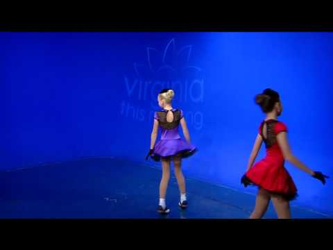 Legacy Dance performs to 'Boogie Shoes'