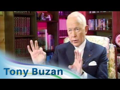 Maximise the Power of Your Brain - Tony Buzan MIND MAPPING
