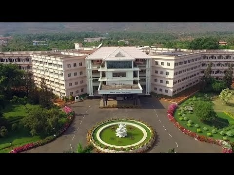 Amrita Vishwa Vidyapeetham University Collage Campus Tour/Walk Through - Ettimadai, Coimbatore