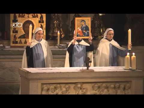Vigiles de la fête de la Mère de Dieu