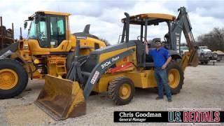 U.S. Rentals: John Deere 310K Tutorial