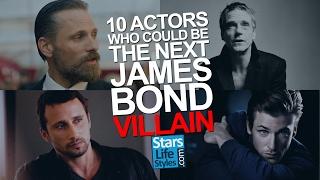 10 Actors Who Could Be The Next James Bond Villain