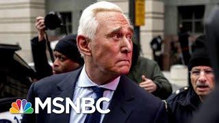 Judge Imposes 'Partial Gag Order' On Roger Stone   Hardball   MSNBC