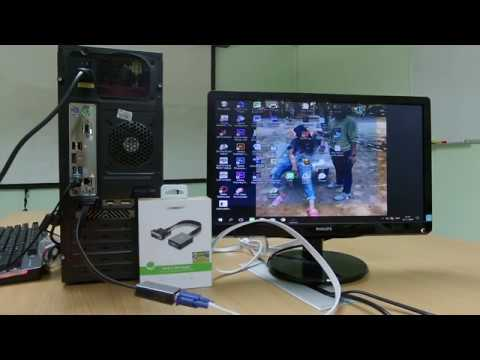 Ugreen 40259 DVI-D to VGA Adapter Support 1080p