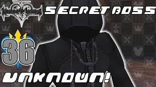 Kingdom Hearts HD 1.5 ReMIX - Secret Boss - Unknown (KHFM Ep. 36)