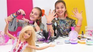 Download Video Kızlar partisine hazırlanıyorlar. Süslenme oyunları MP3 3GP MP4