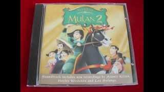 Mulan 2 OST - 06. (I wanna be) Like other girls