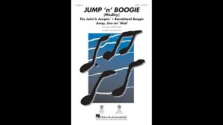 Jump 'n' Boogie (Medley) (SATB Choir)   Arranged By Kirby Shaw