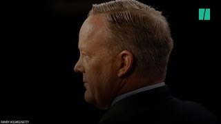 Sean Spicer Regrets Berating Reporters About Trump