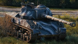 World of Tanks T28 Prototype - 3 Kills 8,6K Damage