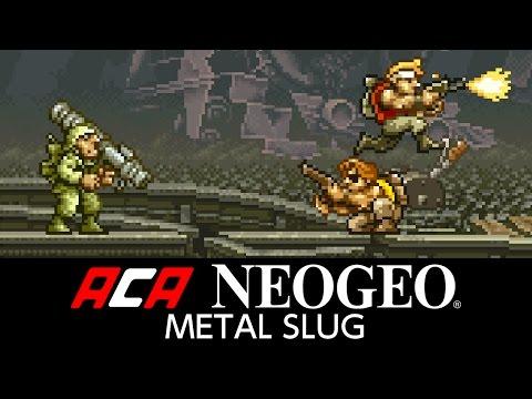 ACA NEOGEO METAL SLUG thumbnail