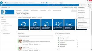 Neuerungen in SharePoint 2013 (1/4)