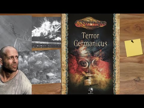 [Cthulhu] Rezension - Terror Germanicus