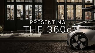 360c: a visão da Volvo para o futuro da mobilidade