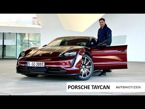 2021 Porsche Taycan: Das neue Modell mit Heckantrieb! Elektroauto im Test, Review, Fahrbericht