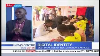 DIGITAL IDENTITY: Best practise of registration exercise