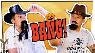 HAPPY HALLOWEEN!   Bang: Classic Card Game