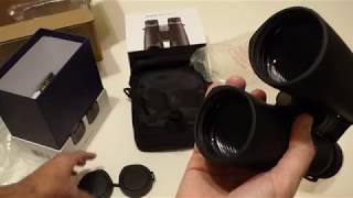 Eschenbach Trophy D - 8x56 ED Binocular - Unboxing