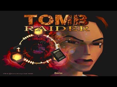 PeliLogiikka - Tomb Raider [1996]