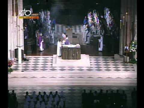 Messe en mémoire du Cardinal Gantin
