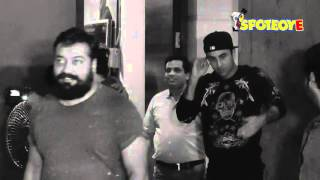Ouch Ranbir Kapoor & Anurag Kashyap Give Royal IGNORE To Each Other