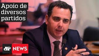 Rodrigo Pacheco oficializa candidatura pela presidência do Senado