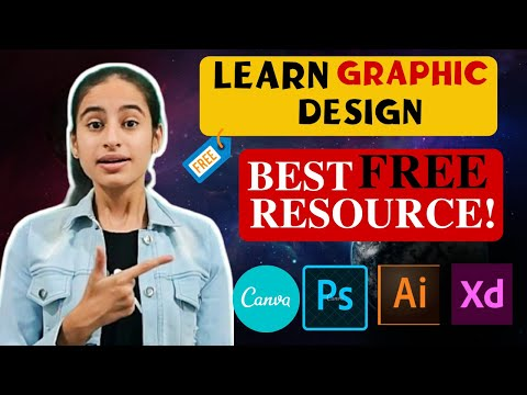 Free Graphic Designing Courses| Learn Graphic Design For Free| Free Online Design Courses