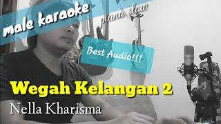 Wegah Kelangan 2   Nella Kharisma (male Karaoke)