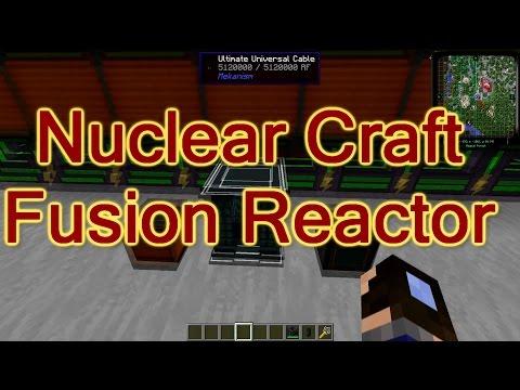 Nuclearcraft How To Pt  2: Fusion Reactors - смотреть онлайн