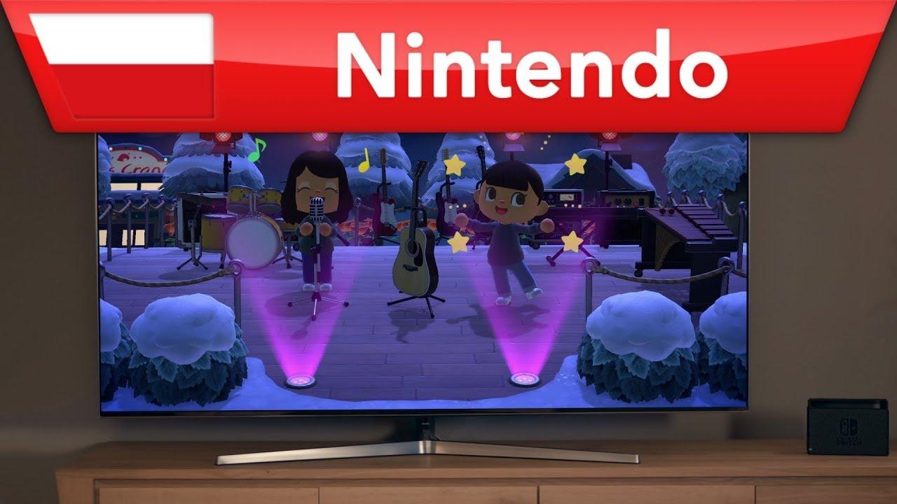 Animal Crossing: New Horizons - Zima jest tu | Nintendo Switch