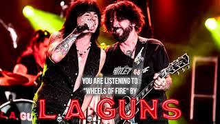 LA GUNS - Wheels Of Fire