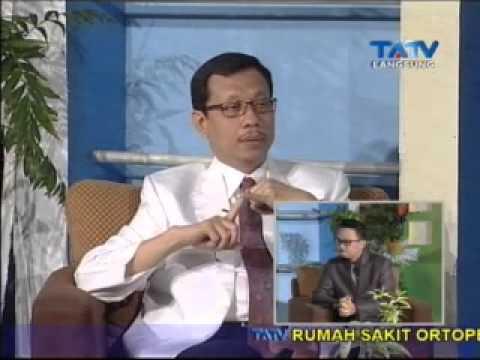 Video Kenali Kaki Pengkor (X) Dan (O) - Part 1 - RS Ortopedi TATV 04/08/2015