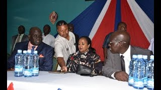 CS Amina releases KCPE exam results - VIDEO