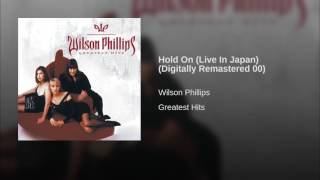 Hold On (Live In Japan) (Digitally Remastered 00)