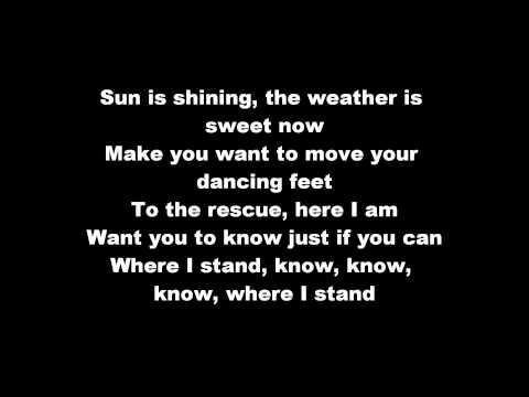 Sun Is Shining Lyrics