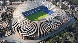 English Stadium renovations & new builds