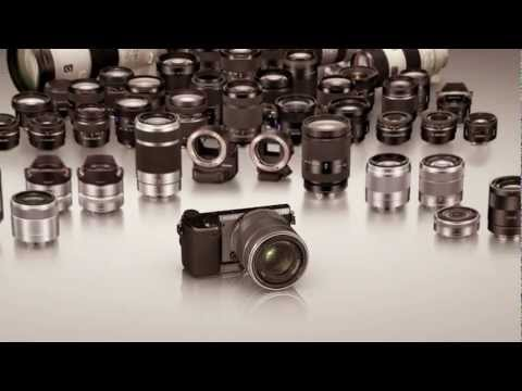 Introducing the NEX-5R - Product Video
