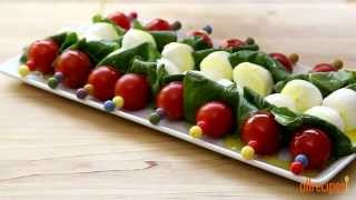 How to Make Caprese on a Stick | Salad Recipes | Allrecipes.com