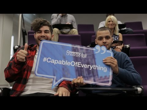 The 9am Lecture...#CapableOfEverything