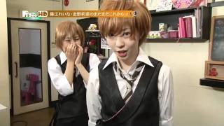 AKB48藤江れいな・近野莉菜2011年6月放送ダイジェスト